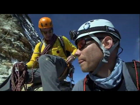 Jamie Andrew, limbless mountaineer, tries to scale the Matterhorn (Channel 5 documentary)
