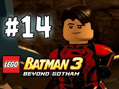 LEGO BATMAN 3 - BEYOND GOTHAM - LBA - EPISODE 14 (HD)