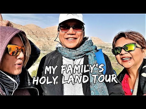 My Family's Holy Land Tour | Vlog #412