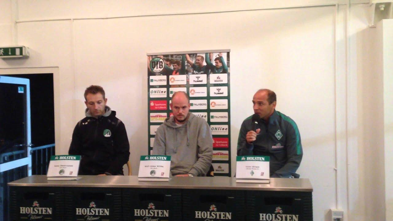 Vfb Gegen Werder Bremen