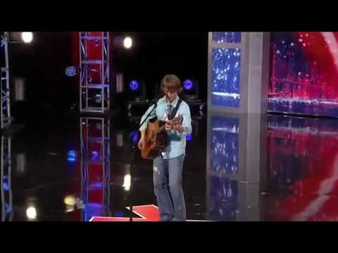 Taylor Matthews, 18 auditions Dallas - America's Got Talent 2010 LIVE!