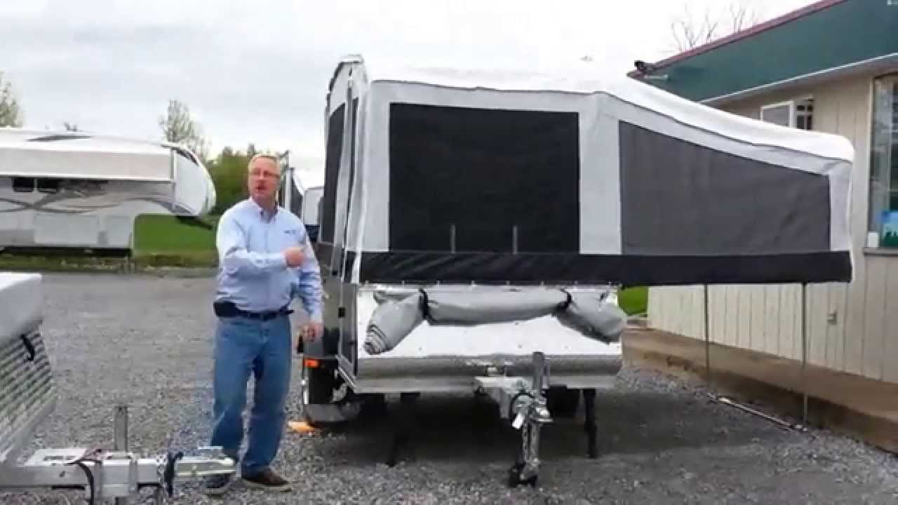 Quicksilver 6 0 Tent Trailers Miller Rv Sales Youtube