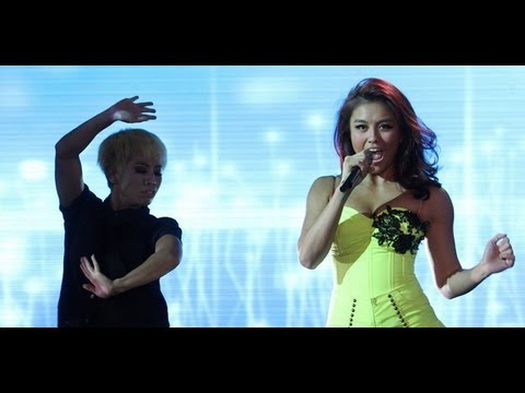 Agnes Monica Fying High feat Chloe X