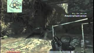 MW3 duelo por equipos mission, LINK UP (ZONA RGH/J_TAG)