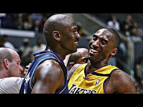 The BIGGEST difference between Kobe Bryant and Michael Jordan's career!