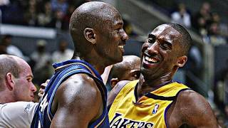 The BIGGEST difference between Kobe Bryant and Michael Jordan