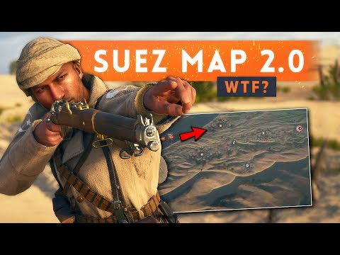 ► NEW SUEZ: WHERE DID IT GO? - Battlefield 1 (Development Update)