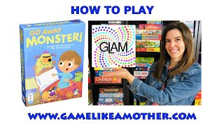 How to Play Go Away Monster