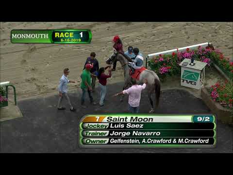 video thumbnail for MONMOUTH PARK 6-16-19 RACE 1