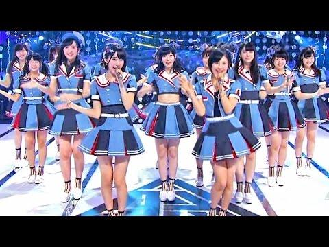 【Full HD 60fps】 HKT48 12秒 (2015.04.27) 5th Single