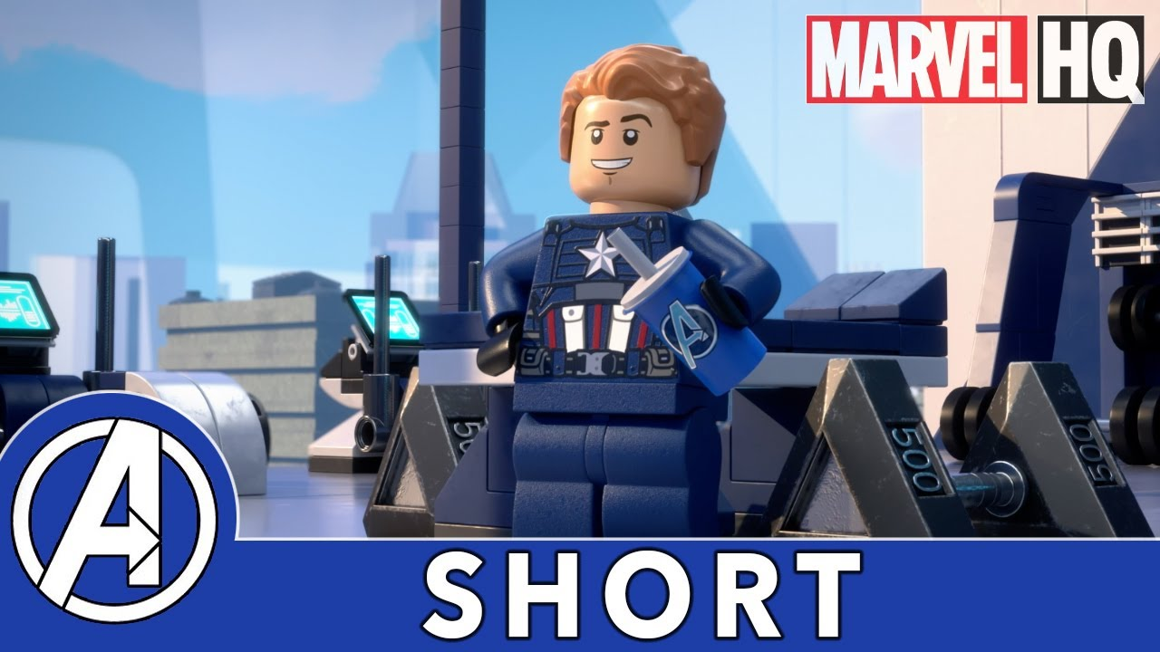 Cap's Day Off | LEGO Marvel Avengers: Climate Conundrum ...