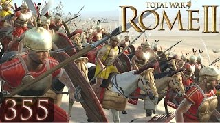 Total War Rome 2 Online Battle 355 Rome Vs Carthage