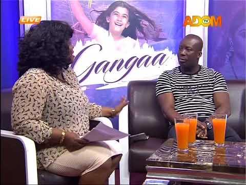 Gangaa Chat Room - Adom TV (18-4-18)