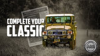 COMPLETE YOUR CLASSIC WITH ARB! For a limited time only, our origin...