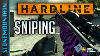 Battlefield Hardline PC SNIPING Gameplay - Leveling up Snipers/ Professional (FaZe Battlefield Clan)
