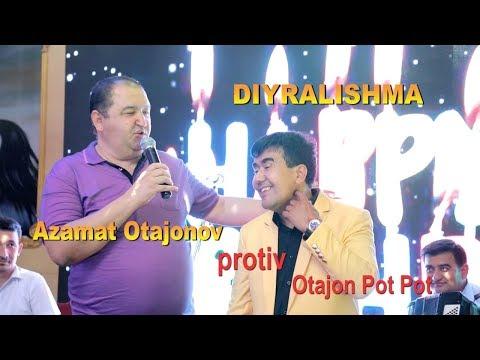 Otajon Pot-pot Protiv Azamat Otajonov - Diyralishma