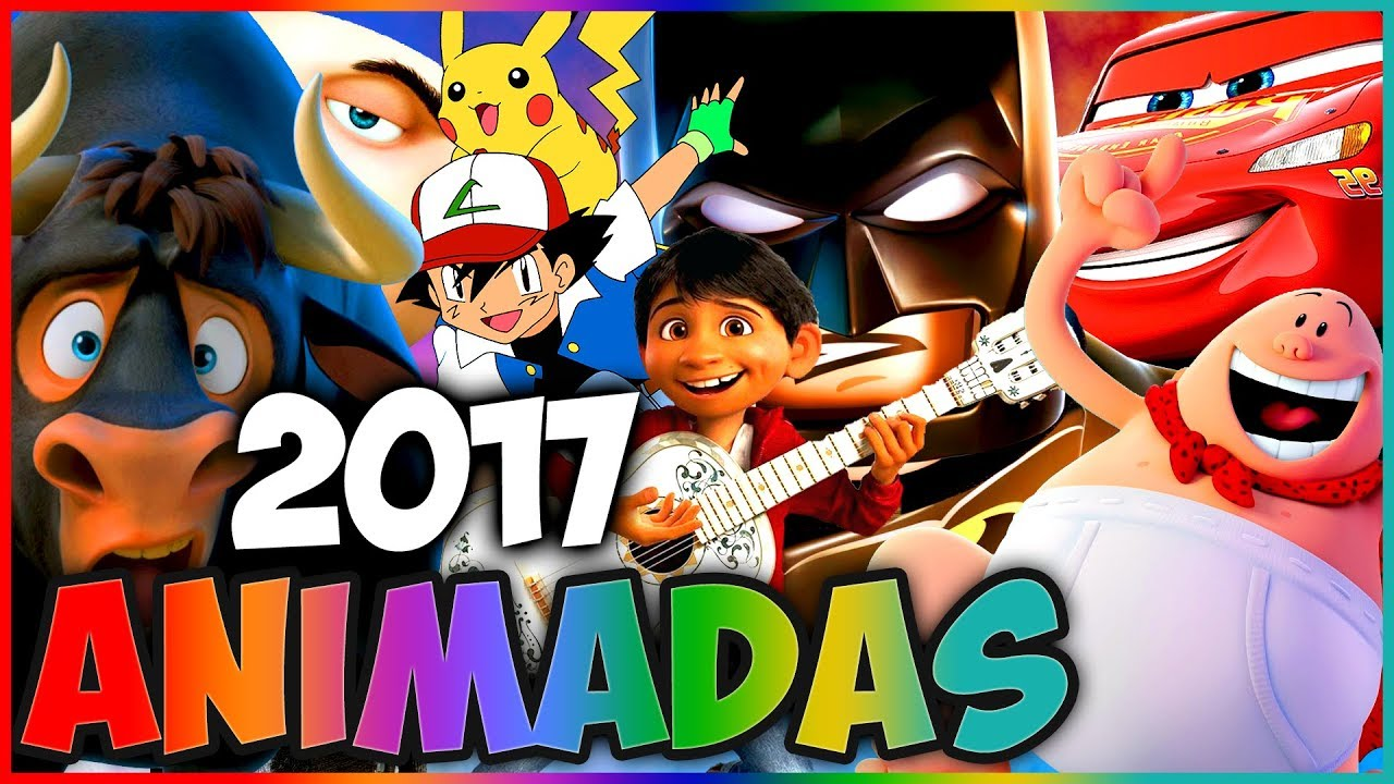 Top 10 Mejores Películas Animadas 2017 Películas Para Niños 2017