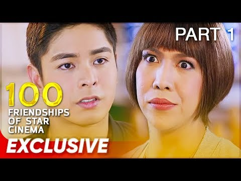 100 Friendships of Star Cinema - PART 1 - Stop Look and List It! - 동영상