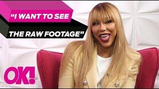 'She Ain't Havin' It!' Tamar's Take On The Latest Celebrity News