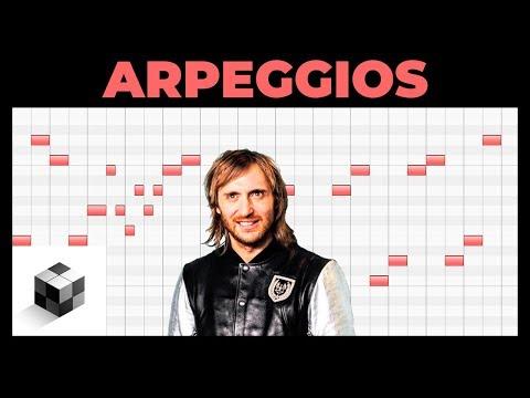 Arpeggios – Music Theory from David Guetta