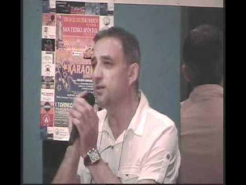 Karaoke decada novelda CONCURSO  LUIS