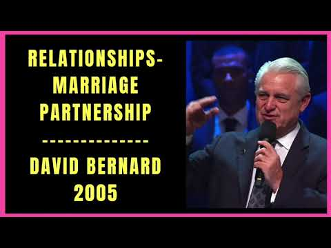 Relationships Marriage Partnership by David Bernard 2005