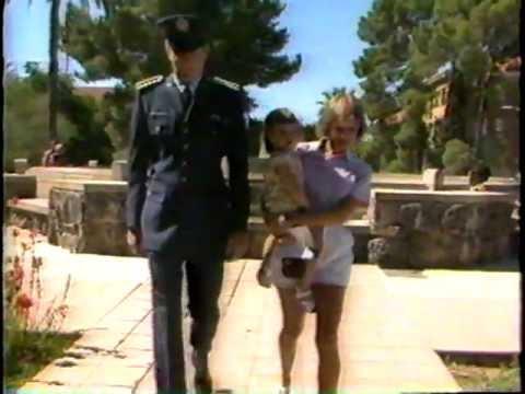 Shuttle Challenger Commander Dick Scobee- Funeral Honor Guard