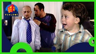 Vecinos, C13: Luis pierde a su hijo | T3 | Distrito Comedia