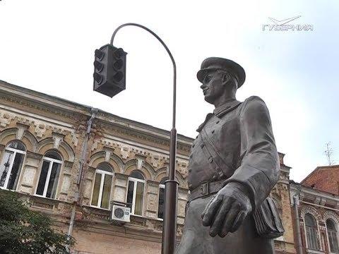 В Самаре вспомнили первый светофор, установленный в городе