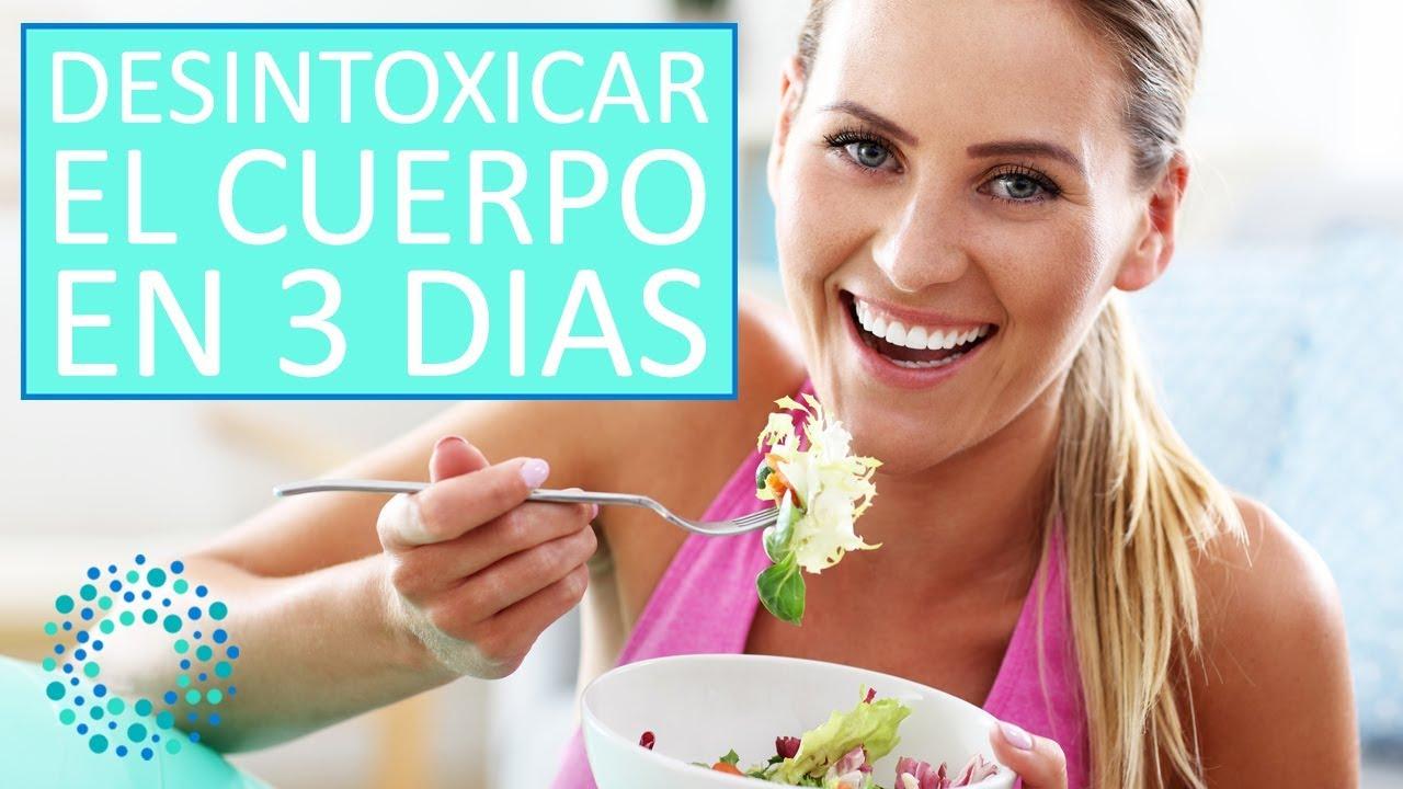 Dietas para desintoxicar el cuerpo en 24 horas