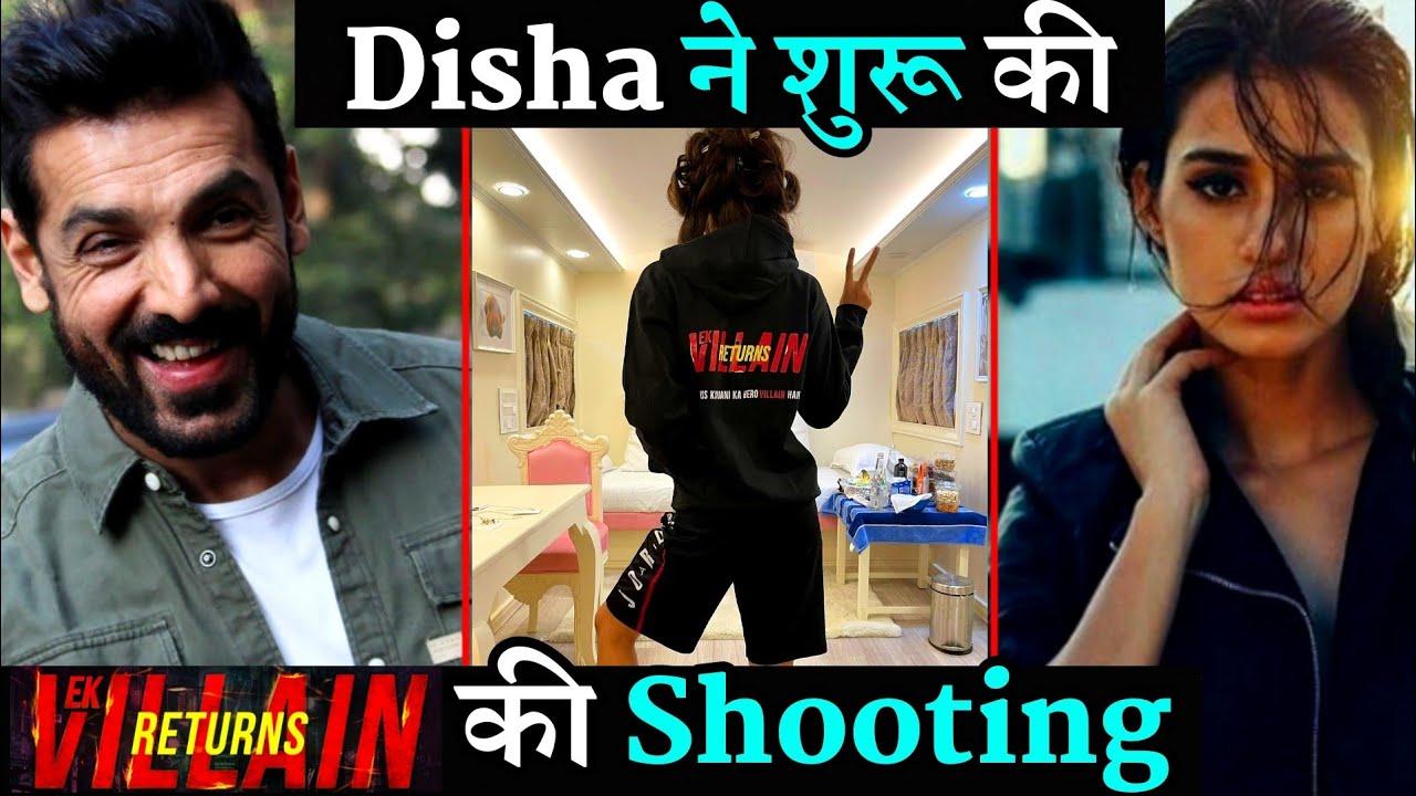 Download Ek Villain Returns Disha Patani Shares Her Small Glimpse Before Start Shooting