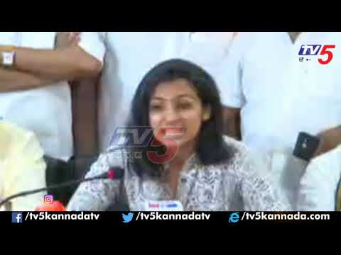 Shruthi Hariharan Reacts After Film Chamber Meeting | TV5 Kannada