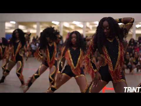 ATLANTA DANCING DOLLS FIELD SHOW, NASHVILLE, TN