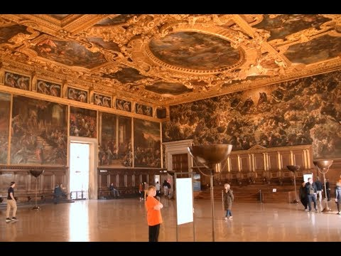 Doge's Palace Tour, Venice - Italy (Palazzo Ducale)