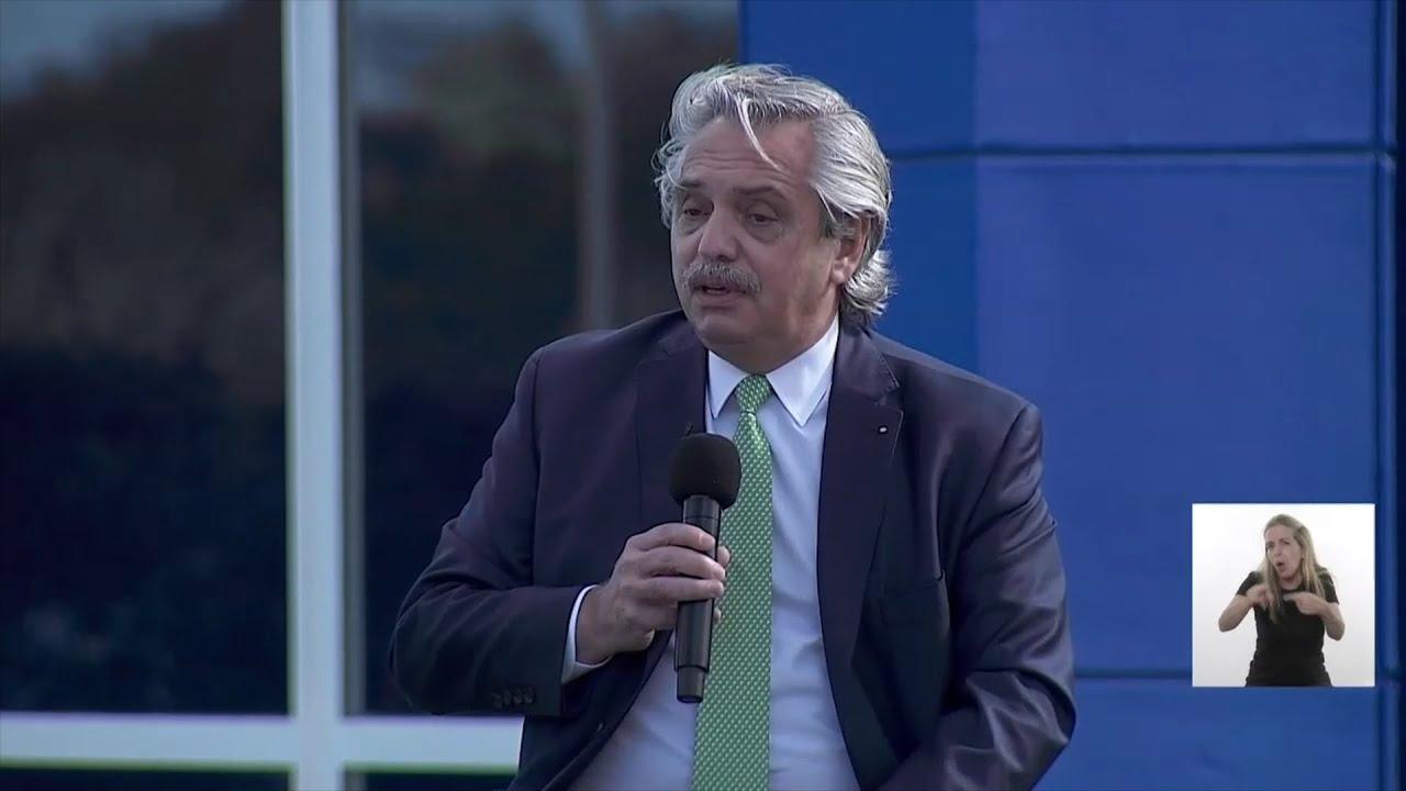 """Fernández: """"Voy a seguir cuidando de la salud por más que se escriban muchas hojas en sentencias"""""""