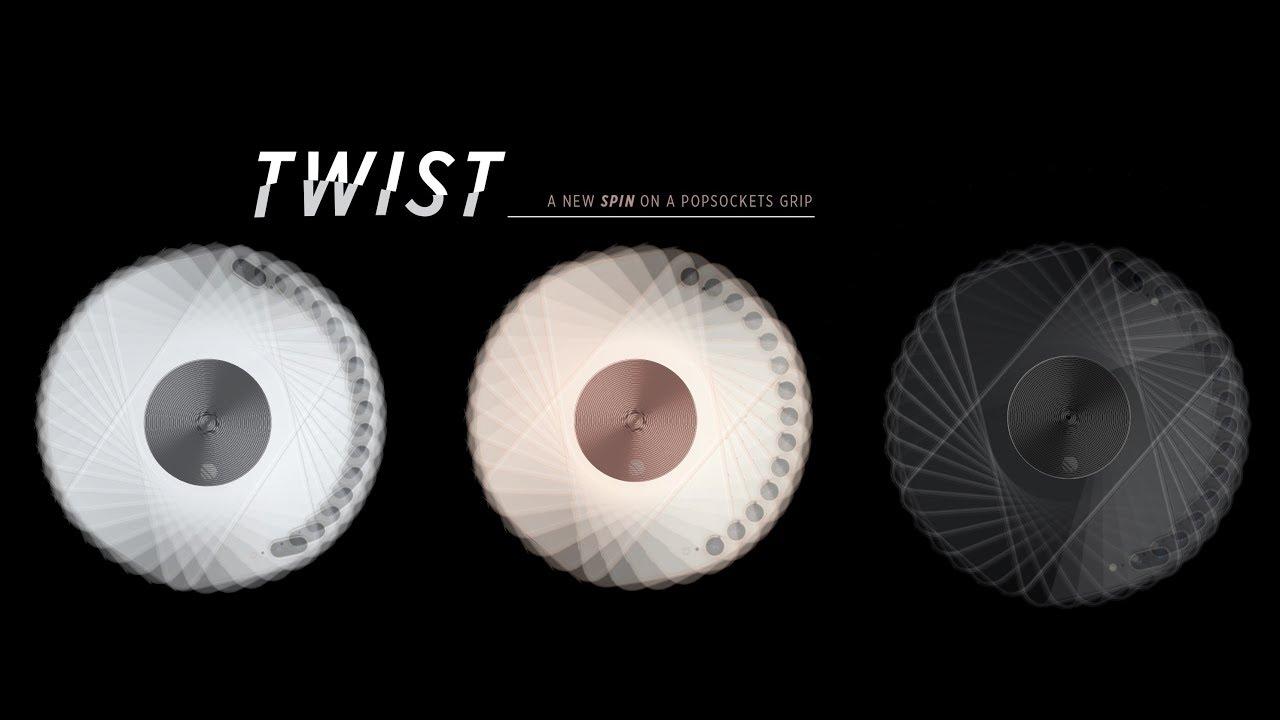 3de91c222e8 TWIST PopSockets Grip - YouTube