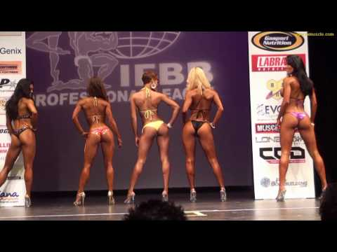 2010 IFBB New York Pro Bikini Prejudging 1st Callout!