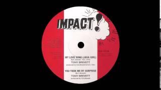 "Tony Brevett - My Love Song (Java Girl) (IMPACT) 10"""