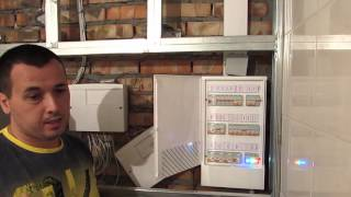 Электропроводка дома ч 3(Монтаж электропроводки в частном доме часть 3., 2015-09-22T08:38:39.000Z)