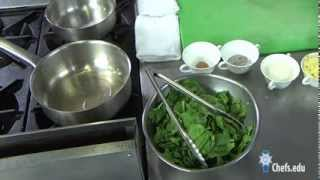 How To Make Spinach Cheese Casserole