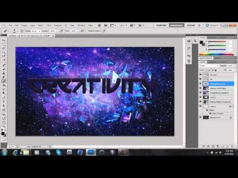 Speed Art - Creativity