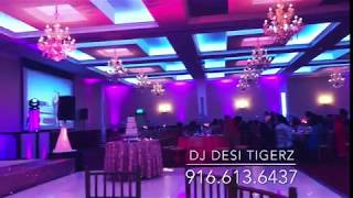 Sunrise Event Center Vacaville And Banquet Hall Punjabi Wedding Party Dj Desi Tigerz 2018 Indian