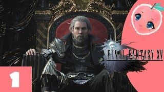 Peachyopie- Final Fantasy 15 (part 1)