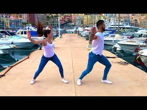 "Mafiosa - Lartiste Feat Caroliina | Dance Fitness By ""Mike"" & ""Meigge"""