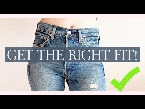 How to Get the Proper Fit for Pants & Jeans! . http://bit.ly/2zwnQ1x