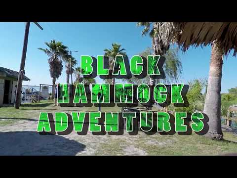 Black Hammock Airboat Ride Doing 360° With Friends