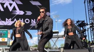 Austin Mahone LIVE What About Love EndFest Sacramento 2017