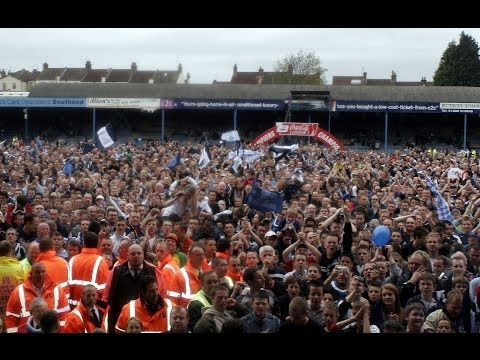 On This Day 2006: Southend United League 1 Champions