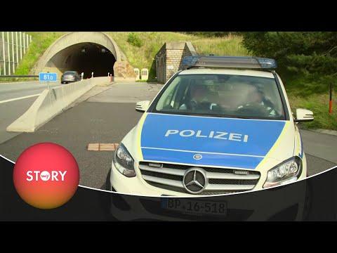 Grenzenlose Kriminalitt - Auf Streife mit der Bundespolizei