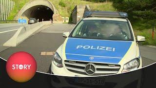Grenzenlose Kriminalität - Auf Streife mit der Bundespolizei